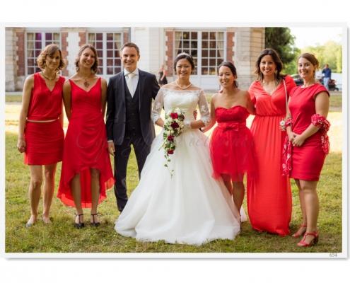 Mariage c line et s bastien photos de groupe guilhem de l pinay photographie - Photo de groupe mariage ...