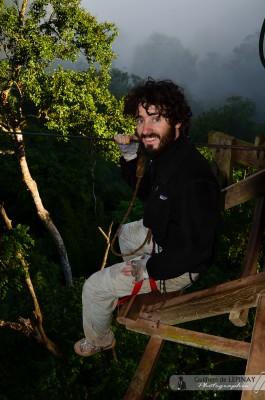 Maison dans les arbres - Trek jungle Laos- Gibbon Experience Laos Bokeo