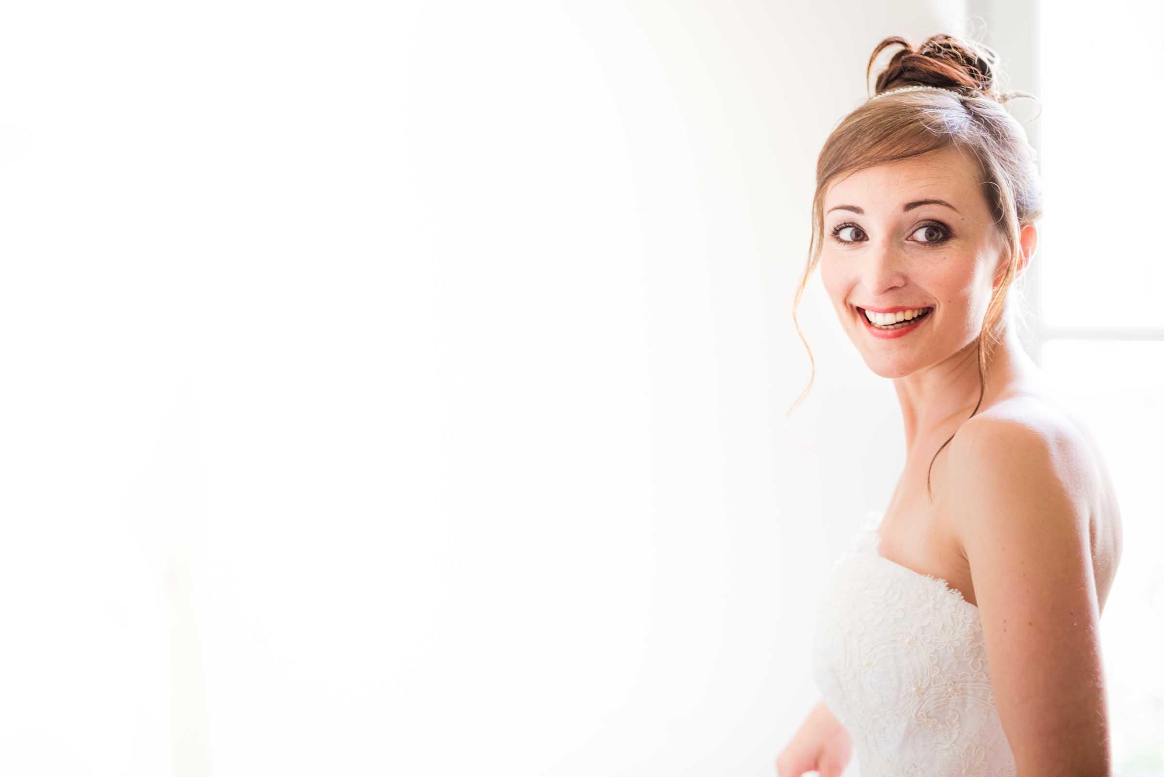 Photographe mariage - préparation