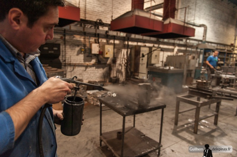 Foundry arts and crafts - Cendars-AM-Lille-photo-Guilhem-de-Lepinay-19