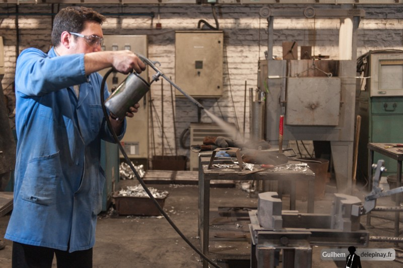 Foundry arts and crafts - Cendars-AM-Lille-photo-Guilhem-de-Lepinay-45