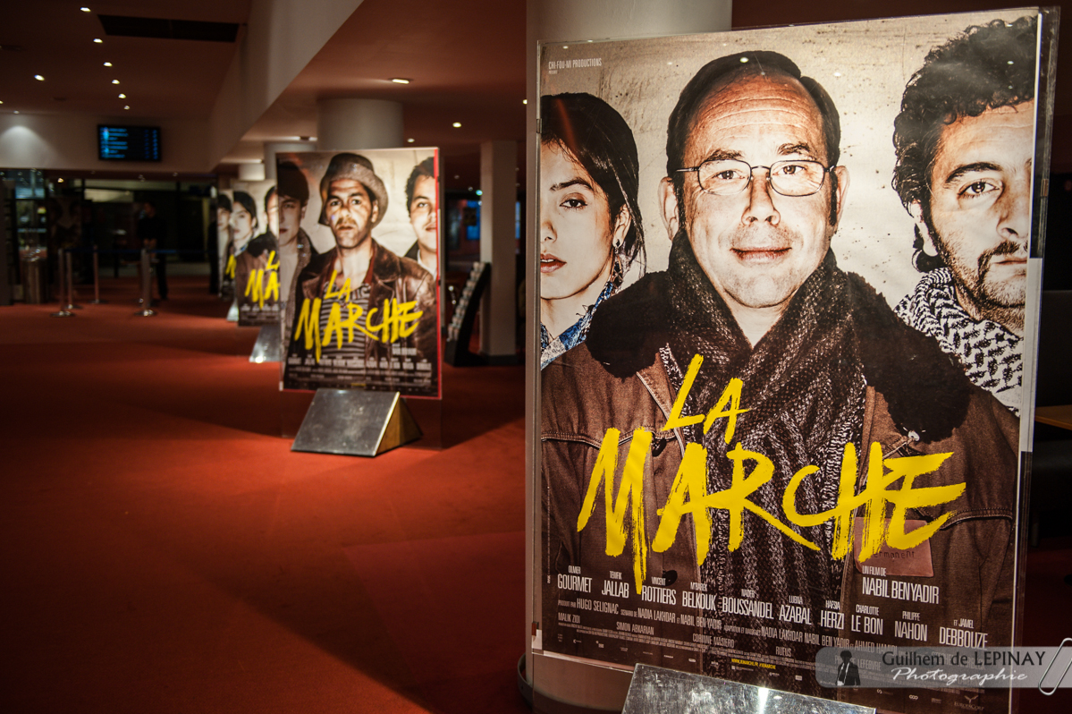 La Marche avis sur le film - photo Guilhem de Lépinay