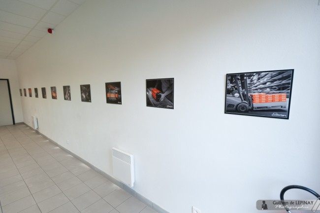 Photographie de décoration usine