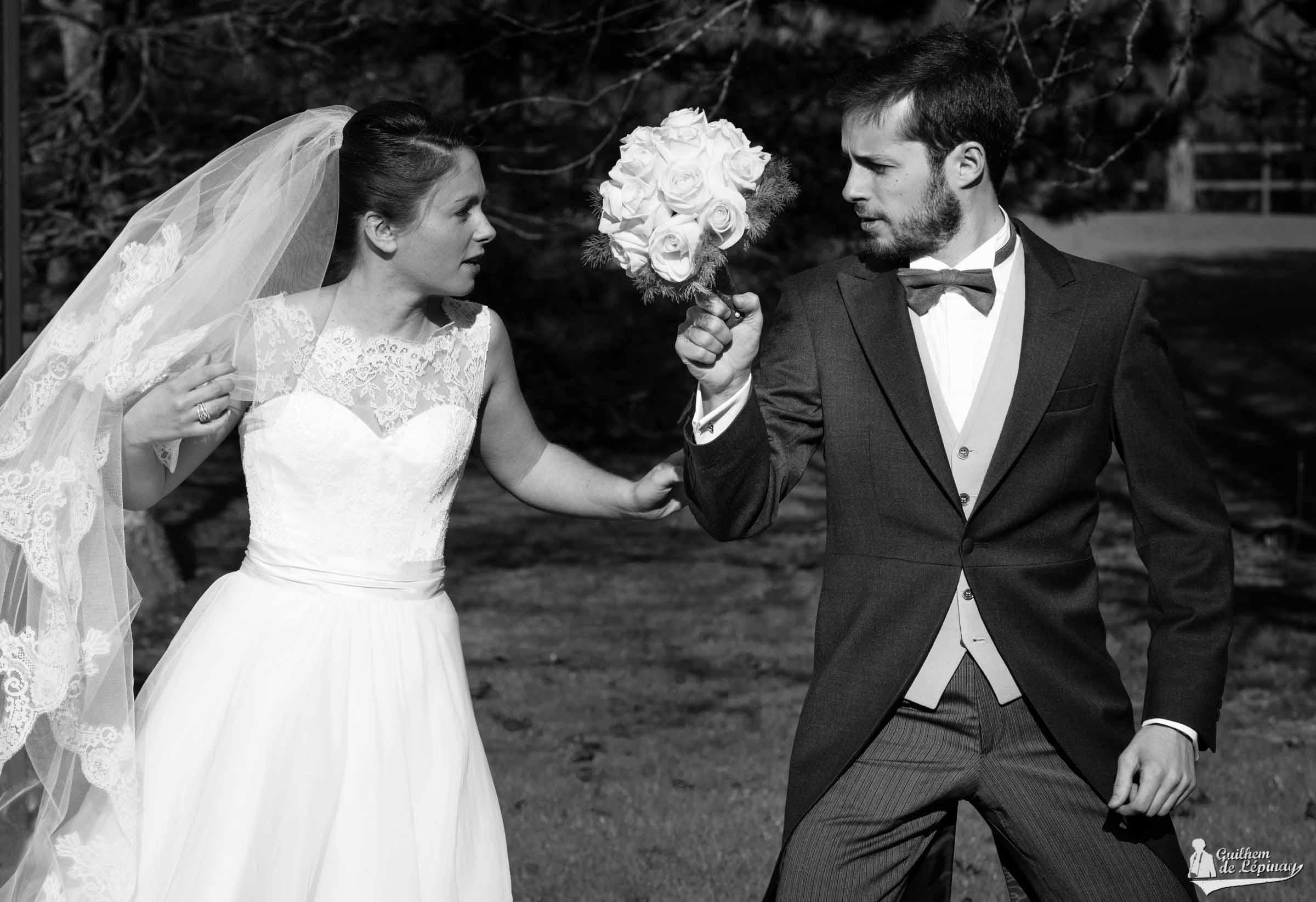 Mariage de jean marie et anne guilhem de l pinay photographie - Photo de mariage ...